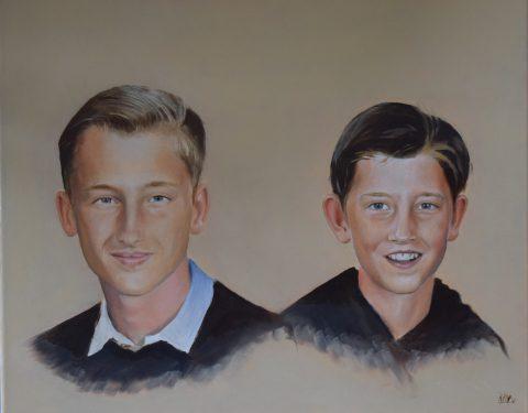 "The ""De Breet"" sons"